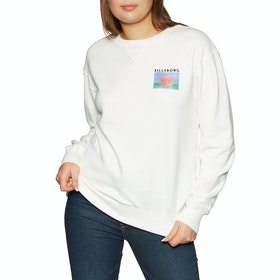 Billabong Surf Vibe Womens Sweater - Salt Crystal