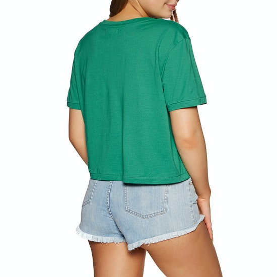 Billabong Buns All Day Womens Short Sleeve T-Shirt