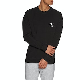 Sweat Calvin Klein Long Sleeved - Black