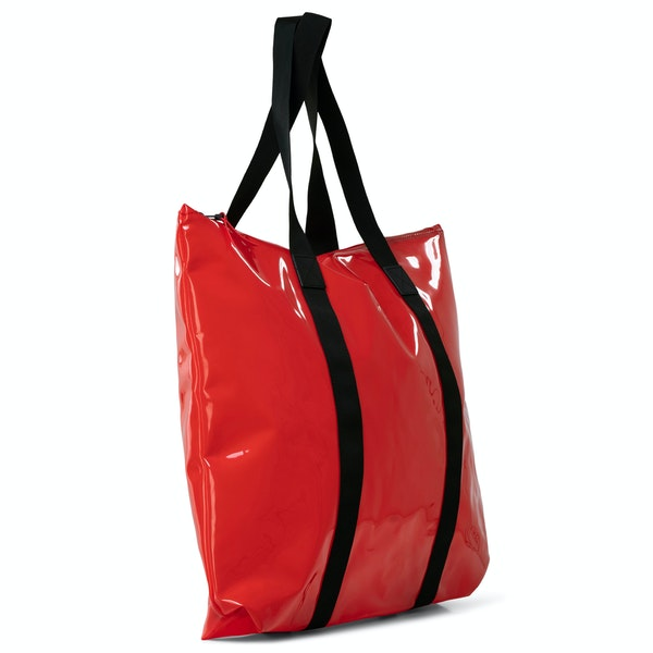 Rains Transparent Tote Shopper Tas