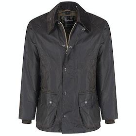Barbour Bedale Mens Wax Jacket - Rustic