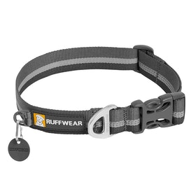 Ruffwear Crag Dog Collar - Granite Gray