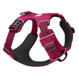 Ruffwear Front Range Hundgeschirr - Hibiscus Pink