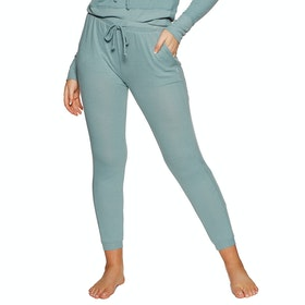 Pantalons de Jogging Femme RVCA Kickback - Lead