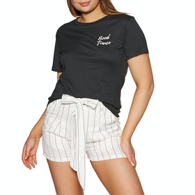 Billabong First Short Sleeve T-Shirt - Black