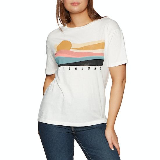Billabong Pipe Dream Womens Short Sleeve T-Shirt