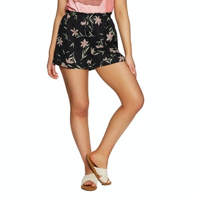 Billabong Upside Womens Shorts - Black