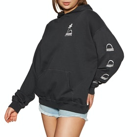 Billabong Vacation Days Hoodie Womens Pullover Hoody - Black