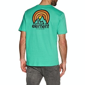 Element Sonata Short Sleeve T-Shirt - Mint
