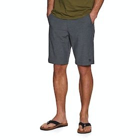 Billabong Crossfire Submersible Boardshorts - Navy
