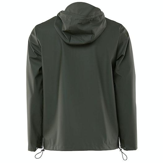 Rains Short Hooded Coat Vandtætte Jakker