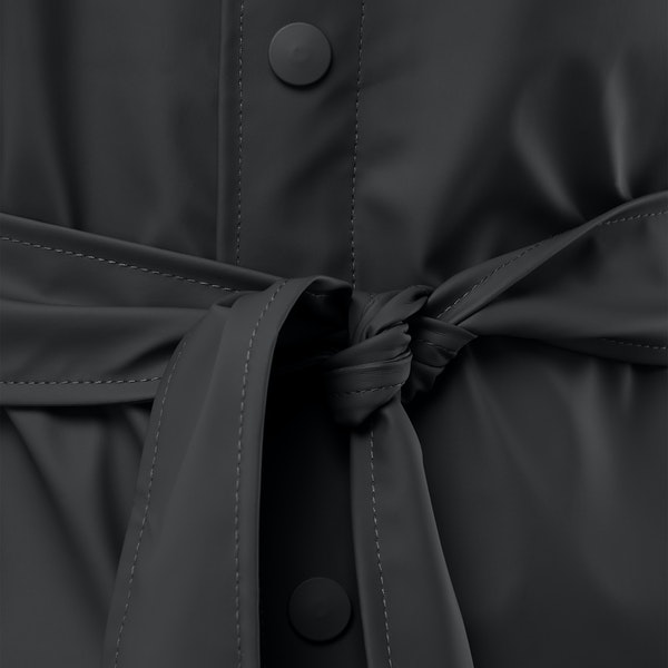 Rains Belt Waterproof Jacket
