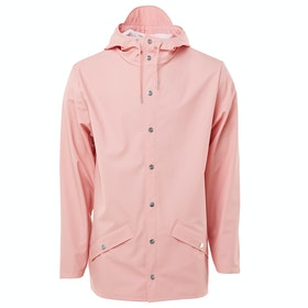 Rains Classic Waterproof Jacket - Coral