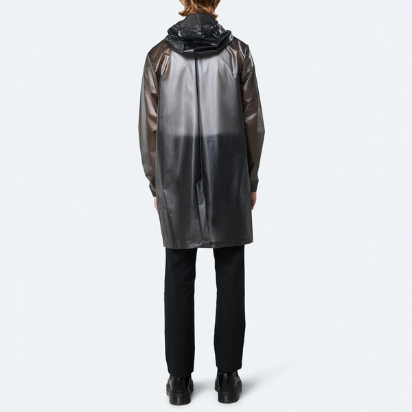 Rains Hooded Coat Womens 防水ジャケット