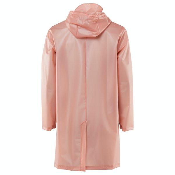 Rains Hooded Coat Dames Jas