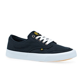 Element Youth Topaz C3 Boys Shoes - Navy Yellow