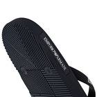Emporio Armani Rubber Beach Sandals