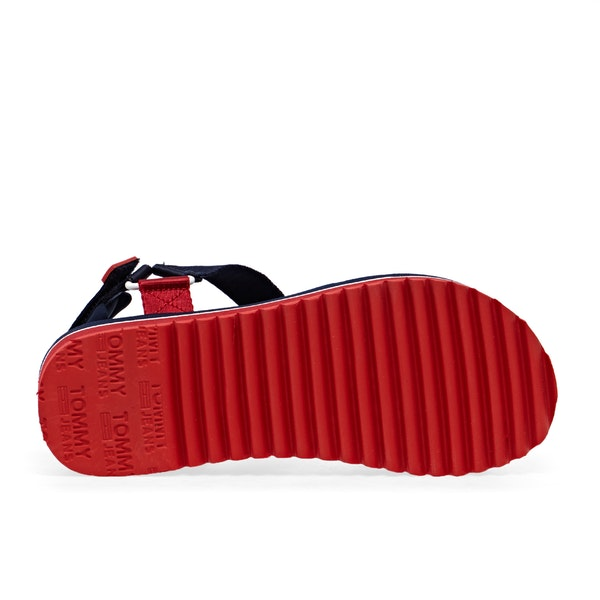 Tommy Jeans Pop Color Flatform Women's Sandals