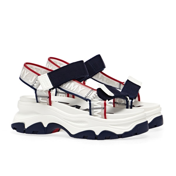 Tommy Jeans Pop Color Hybrid Women's Sandals