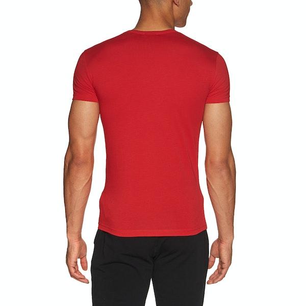 Emporio Armani Crew Neck Short Sleeve T-Shirt