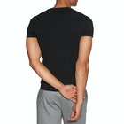 Emporio Armani Crew Neck Cotton Short Sleeve T-Shirt