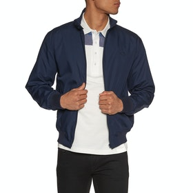 Fred Perry Re Issues Made In England Harrington Jacket - Navy