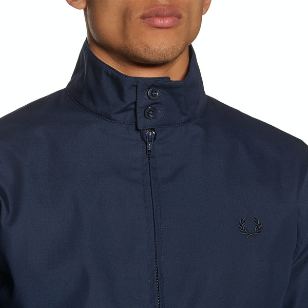 Giacca Fred Perry Re Issues Made In England Harrington