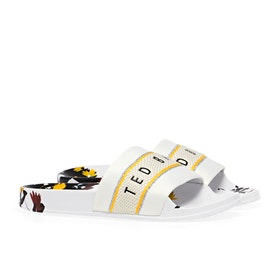 Ted Baker Kastass Womens Sliders - White
