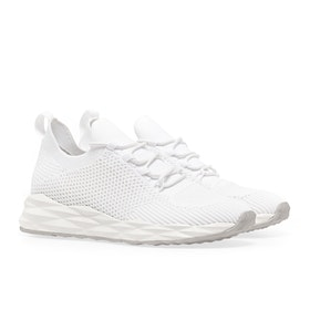 ASH Skate Women's Shoes - White Off White
