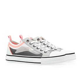 ASH Vertu Women's Shoes - Transparent Pearl Fog Whte