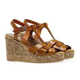 Kanna Margarita Women's Sandals - Cuero