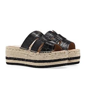Kanna Margarita Women's Sandals - Negro