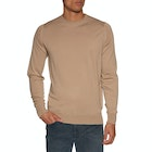 John Smedley Made in England Marcus Crew Neck Merino Herre Sweater