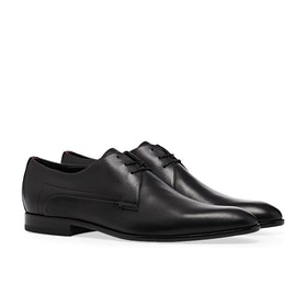BOSS Appeal Derby Shor Men's Dress Shoes - Black
