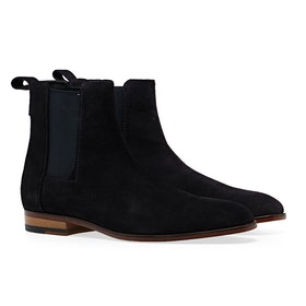BOSS Cult Chelsea Stiefel - Navy