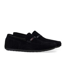 BOSS Dandy Moc Herren Dress Shoes - Navy