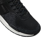 BOSS Running-Style Knitted Sock Men's Shoes