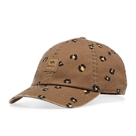 RVCA Staple Dad Cap - Almond