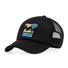 Billabong Bbtv Trucker Cap - Black