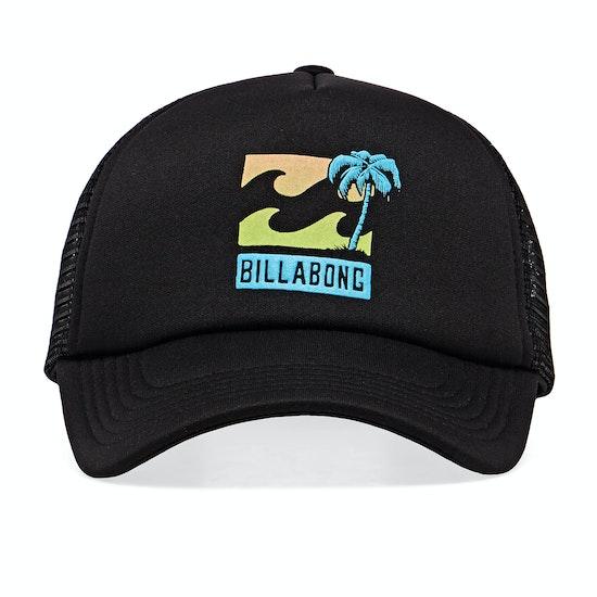 Billabong Bbtv Trucker Boys Cap