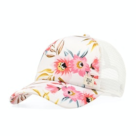 Billabong Heritage Mashup Womens Cap - Salt Crystal