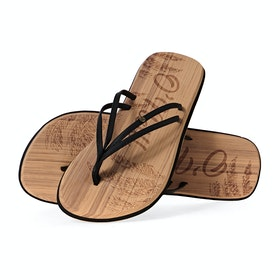 O'Neill Ditsy Sandals - Black Out