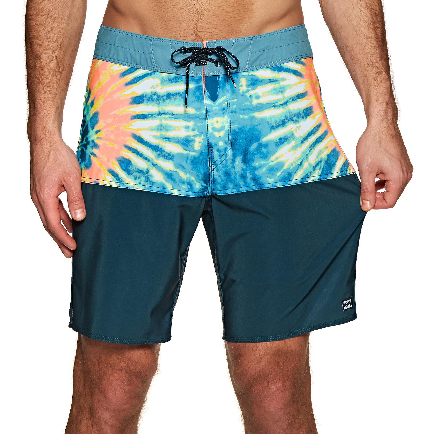 Billabong Boys Resistance Boardshorts Bright Blue