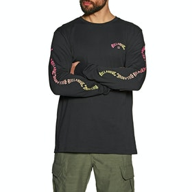 Billabong Arch Long Sleeve T-Shirt - Black