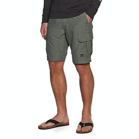 Billabong Scheme Submersible Boardshorts - Military