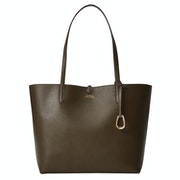 Lauren Ralph Lauren Reversible Tote Medium Dames Shopper Tas