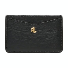 Card Holder Женщины Lauren Ralph Lauren Slim Case - Black