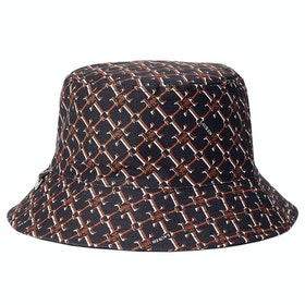 Cappello Donna Lauren Ralph Lauren Reverse Pattern - L Tan Logo