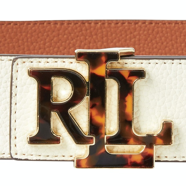 Lauren Ralph Lauren Reversible Leather Belt