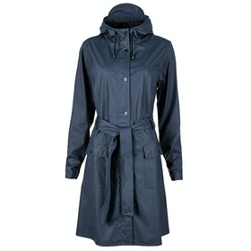 Rains Curve Damen Jacke - Blue
